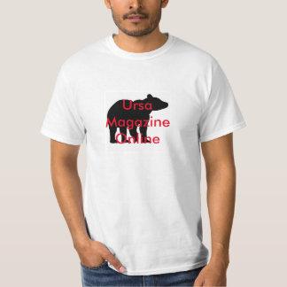 Ursa magazine online t shirt
