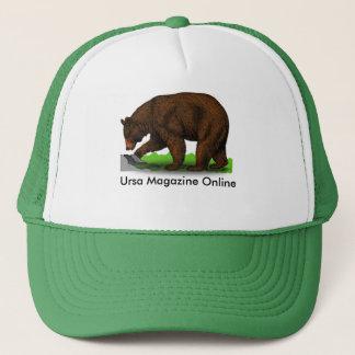 Ursa Magazine Online Trucker Hat