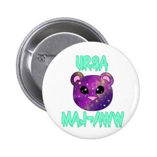 Ursa Maj-Aww round button