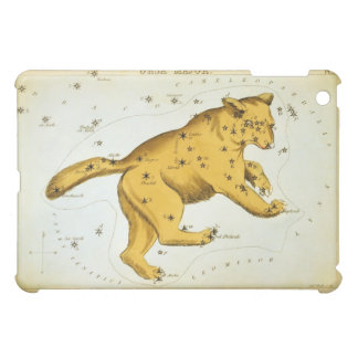 Ursa Major Astronomical Chart by Sidney Hall iPad Mini Cases