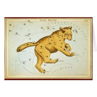 Ursa Major Card