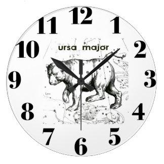 Ursa Major Constellation Clocks