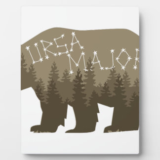Ursa Major Plaque