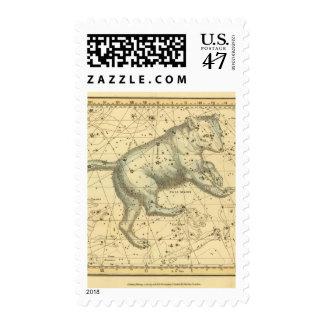 Ursa Major Postage Stamp