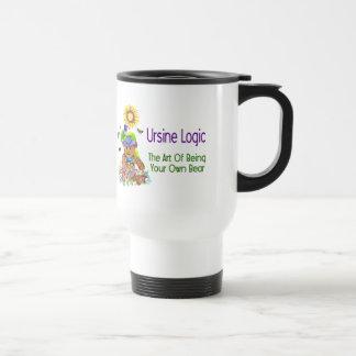 Ursine Logic Bear Travel Mug