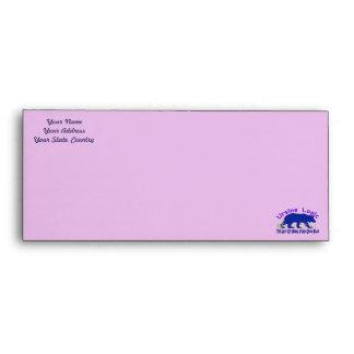 Ursine Logic Swag Logo Envelope