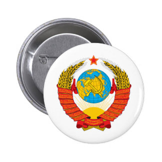 URSS PIN REDONDO DE 2 PULGADAS