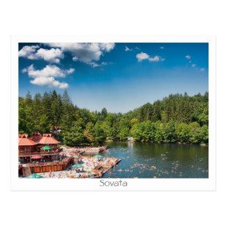 Ursu Lake Postcard