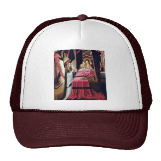 Ursula Cycle: Appearance Of The Angel By Meister D Trucker Hats