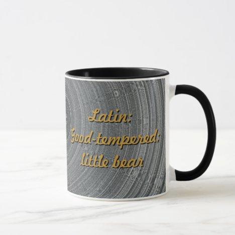Ursula Meaning and Name Origin Mug