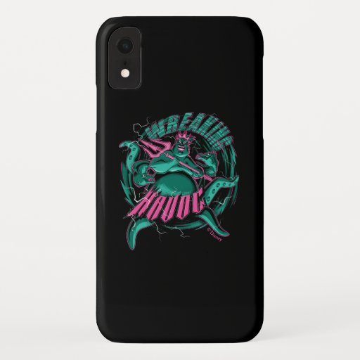 Ursula | Wreaking Havoc iPhone XR Case
