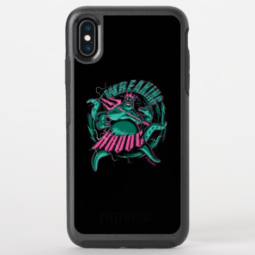Ursula | Wreaking Havoc OtterBox Symmetry iPhone XS Max Case