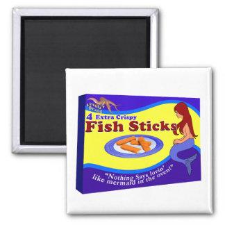 Ursula's Fish Sticks Magnet