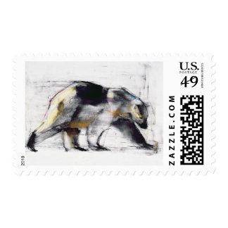 Ursus Maritimus 1999 Timbre Postal