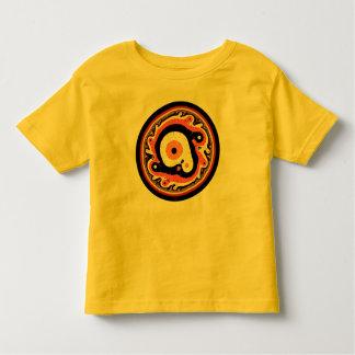 Uru Native Fractal Toddler T-shirt