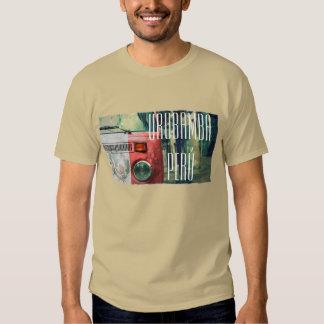 Urubamba Peru T Shirt