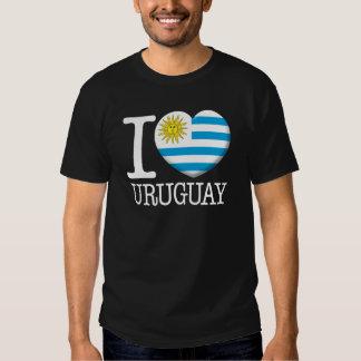 Uruguay 2 shirt