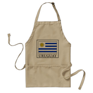 Uruguay Adult Apron