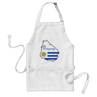 Uruguay Apron