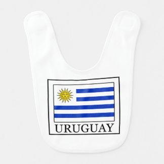 Uruguay Baberos De Bebé