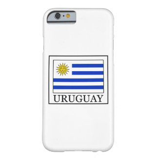 Uruguay Barely There iPhone 6 Case