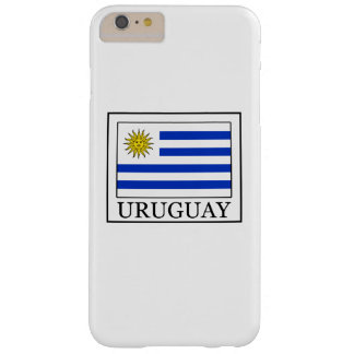 Uruguay Barely There iPhone 6 Plus Case