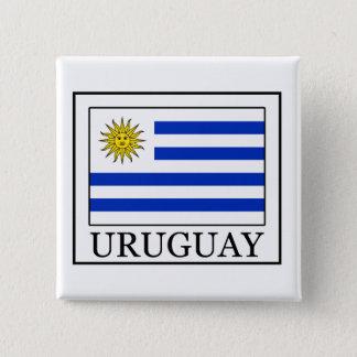 Uruguay button
