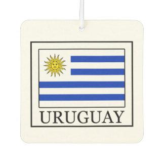 Uruguay Car Air Freshener