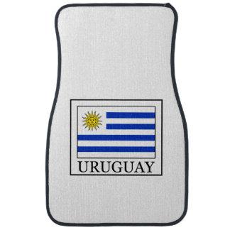 Uruguay Car Mat