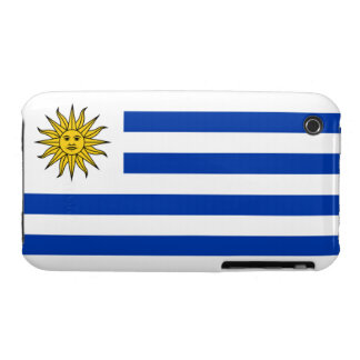Uruguay iPhone 3 Cover