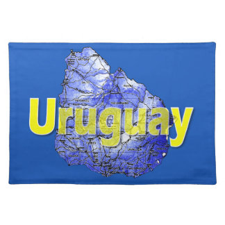 Uruguay Cloth Placemat