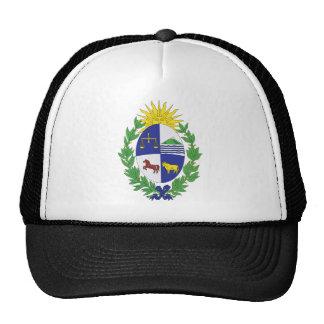 Uruguay Coat Of Arms Trucker Hat