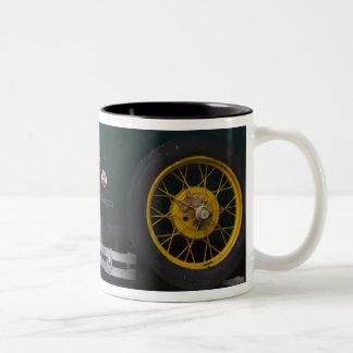 Uruguay, Colonia Department, Colonia del 2 Two-Tone Coffee Mug
