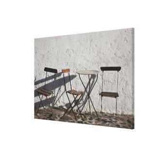 Uruguay, Colonia Department, Colonia del 3 Stretched Canvas Print