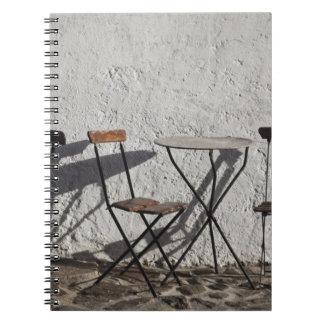 Uruguay, Colonia Department, Colonia del 3 Spiral Notebook