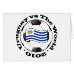 Uruguay contra el mundo felicitacion