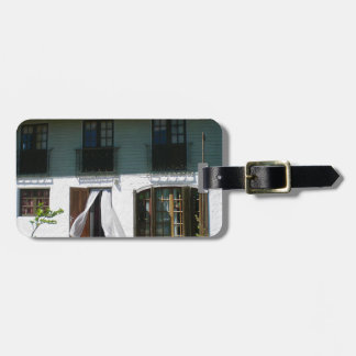 Uruguay Cottage Front Tag For Luggage