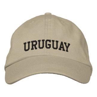URUGUAY CUSTOM BASEBALL CAP