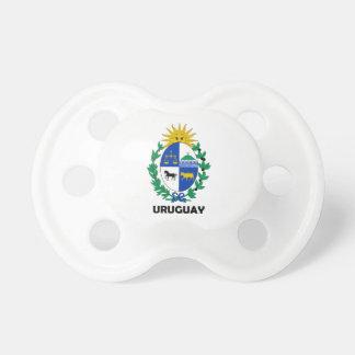 URUGUAY - emblem / flag / coat of arms / symbol Pacifier