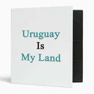 Uruguay es mi tierra
