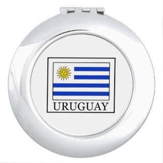 Uruguay Espejo De Maquillaje