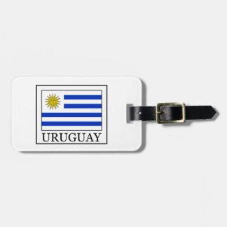 Uruguay Etiquetas Para Maletas