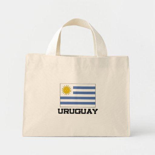 Uruguay Flag Bag