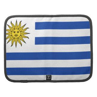 Uruguay Flag Folio Organizer