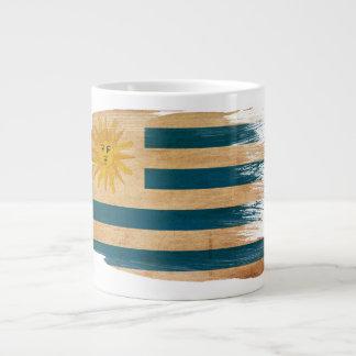 Uruguay Flag Giant Coffee Mug