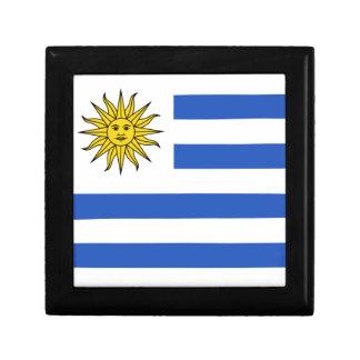 Uruguay Flag Gift Box