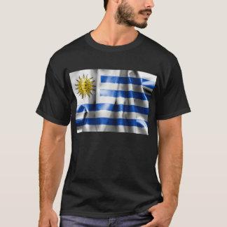 Uruguay Flag Men's T-Shirt