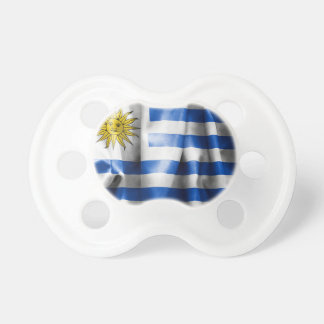 Uruguay Flag Pacifier