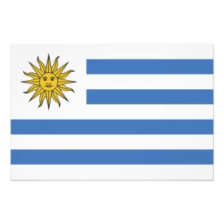 Uruguay Flag Photo