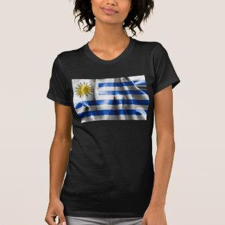 Uruguay Flag T Shirts